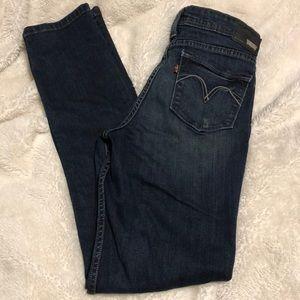 Levi's Jeans - Levi's Demi Curve Low Rise Skinny Jeans